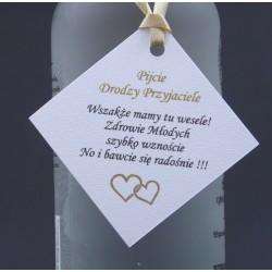 Zawieszka weselna ZK 029