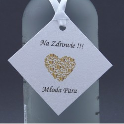 Zawieszka weselna ZK 031