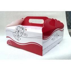 Pudełko na ciasto weselne EPC 0271