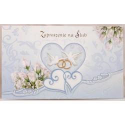 Zaproszenie na ślub ZZ 597