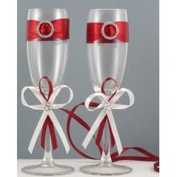 Kieliszki toastowe do szampana KTSC 05